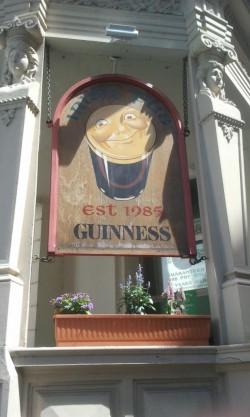 Smiling Guinness :)