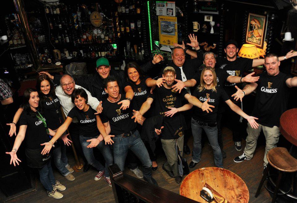 Das Irish Pub Koblenz Team