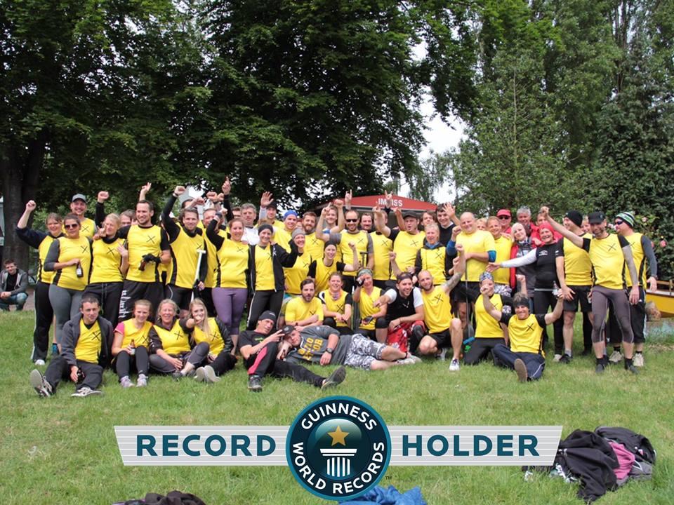 Irish Pub Punks 2015 - Weltrekord