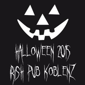 Halloween 2015 Irish Pub Koblenz