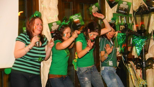 EM 2016 - Irish Pub Koblenz - Public Viewing